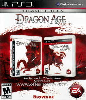 Dragon Age Origins: Ultim...