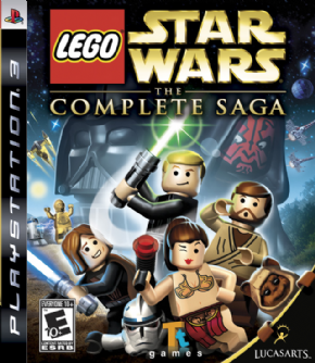 Lego Star Wars: The Compl...