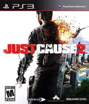 Just Cause 2 (Seminovo) P...