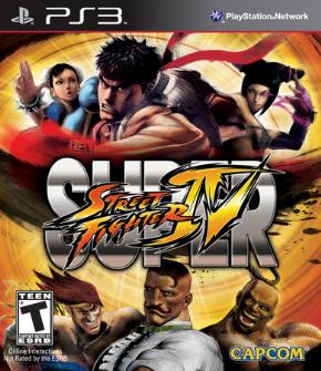 Super Street Fighter IV P...