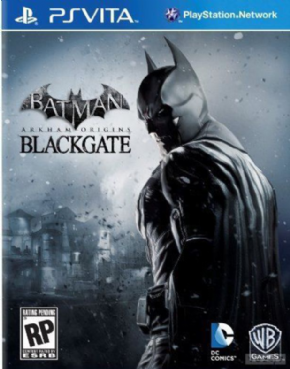 Batman Arkhan Origins Bla...