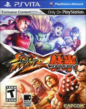 Street Fighter X Tekken (...