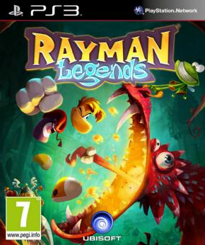 Rayman Legends PT BR PS3