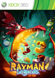 Rayman Legends PT BR XBOX...
