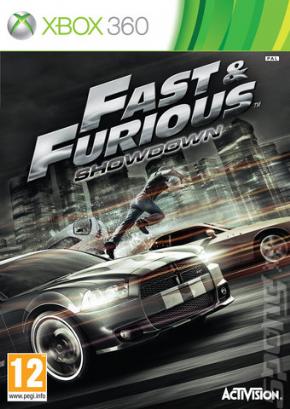 Fast & Furious: Showdown...