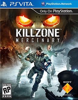 Killzone Mercenary PSVita...