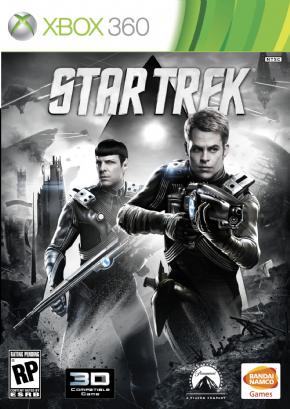 Star Trek XBOX 360 - Semi...