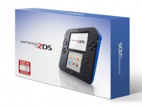 Nintendo 2DS Azul (Semino...