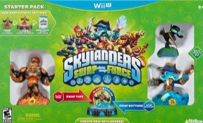 Kit Skylanders - Swap for...