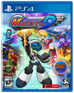 Foto Mighty No. 9 PS4 - Seminovo