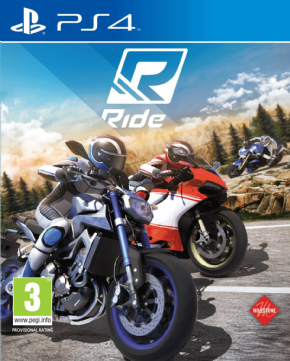 Ride PS4 - Seminovo