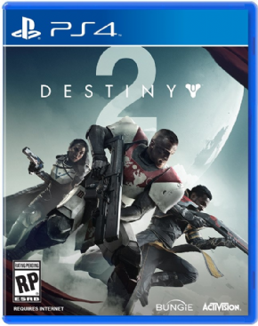 Destiny 2 PS4 - Seminovo