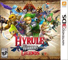 Hyrule Warriors Legends 3...