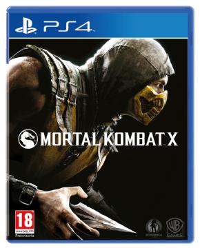 Mortal Kombat X PS4 - Sem...