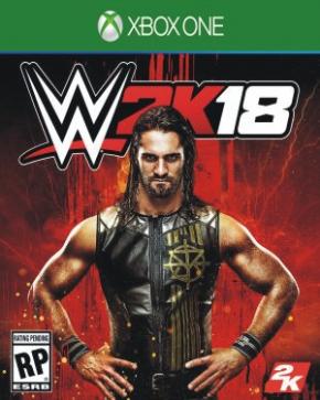 WWE 2K18 XBOX ONE - Semin...