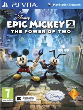 Epic Mickey 2 PSVita