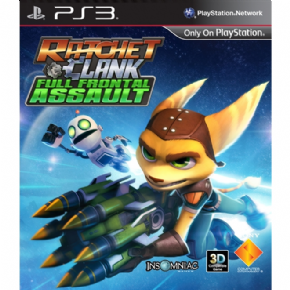Ratchet & Clank: Full Fro...