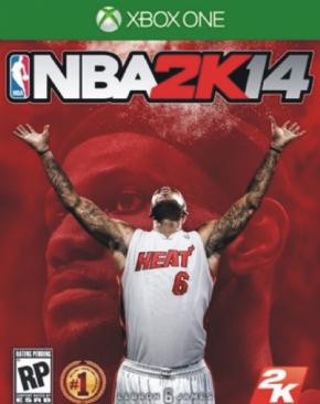 NBA 2K14 (Seminovo) XBOX...