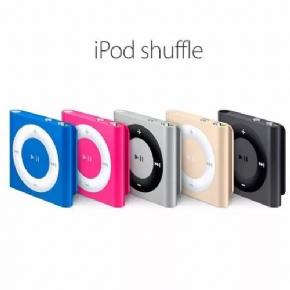 Ipod Shuffle 2gb Apple Az...