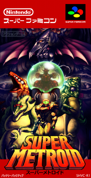 Super Metroid (Seminovo)...