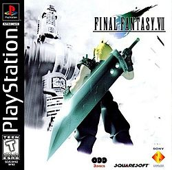 Foto Final Fantasy VII (Seminovo) PS1