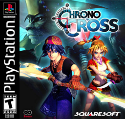 Chrono Cross (Seminovo) P...