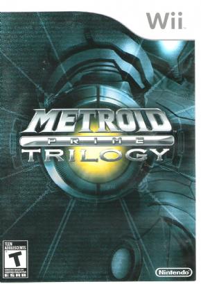 Metroid Prime Trilogy (Se...