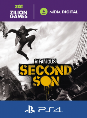 Infamous Second Son MIDIA...