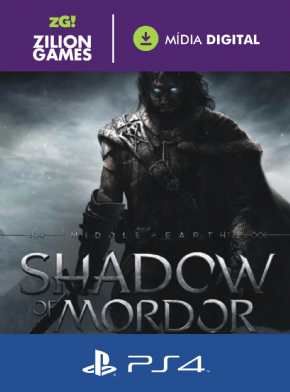 Shadow of Mordor Game of...