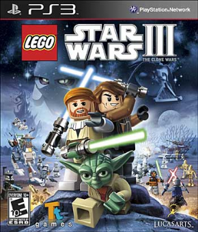 LEGO Star Wars III: The C...
