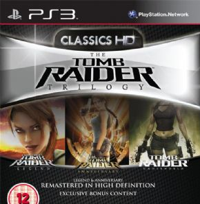 Tomb Raider Trilogy (Semi...