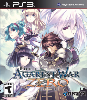 Record of Agarest War Zer...