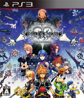 Kingdom Hearts 2.5 ReMIX...
