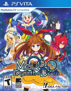 Meiq Labyrinth Of Death P...