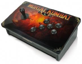 Controle Arcade Mortal Ko...