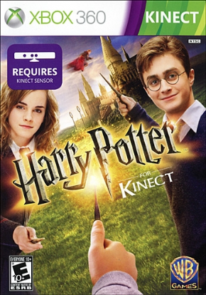 Harry Potter for Kinect X...