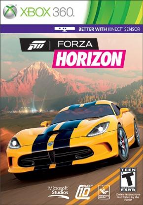 Forza: Horizon XBOX 360