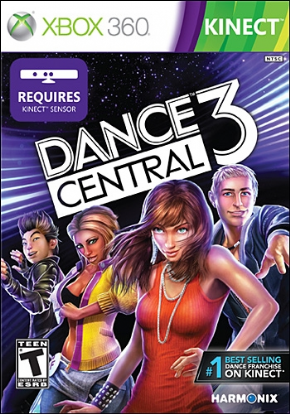 Dance Central 3 XBOX 360