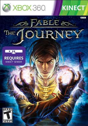 Fable: The Journey XBOX 3...