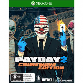 Foto Payday 2: Crimewave Edition (Seminovo) XBOX ONE