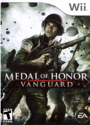 Medal of Honor Vanguard (...