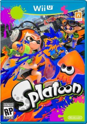 Splatoon (Seminovo) Wii U...