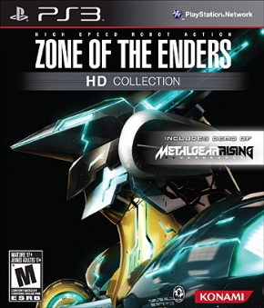 Zone of the Enders HD Col...