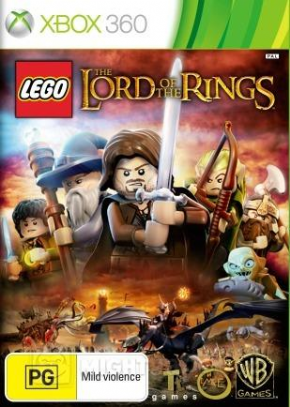 LEGO Lord of the Rings  X...