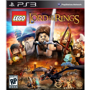 LEGO Lord of the Rings PS...