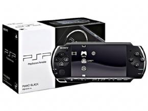 PSP Preto 3010 Sony + 8GB...