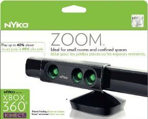 Zoom Para Kinect NIKO