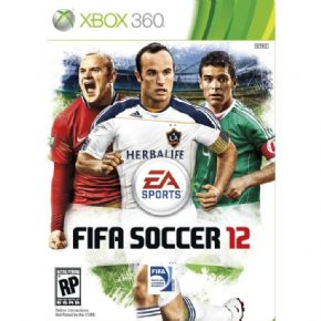 FIFA 12 XBOX360