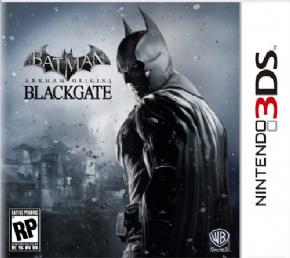 Foto Batman Arkhan Origins BlackGate (Seminovo) 3DS