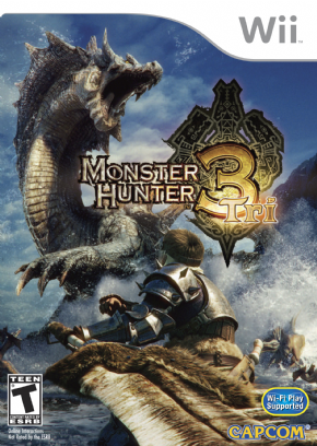 Foto Monster Hunter Tri Wii